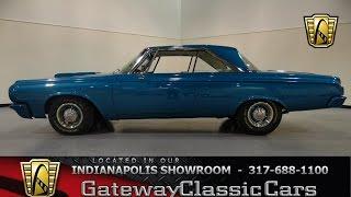 1964 Dodge Polara - Gateway classic Cars Indianapolis - 250 NDY
