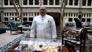 Treats to Eat at Trump's New DC Hotel