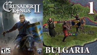Crusader Kings 2 Part 1 - Bulgaria Pagan