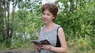 Стихи читает Надежда Остроухова