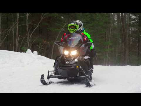 Full REVIEW: 2018 Ski-Doo Grand Touring 600 H.O. E-TEC