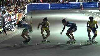 Mundial de Patinaje en Bélgica 2013 Final 500 mts femenino