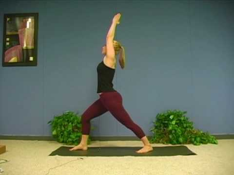 yoga poses w/ sonja 2 warrior 1 asana virabhadrasana yoga
