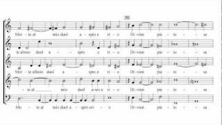Carlo Gesualdo - Sesto libro di madrigali: VII. Mille volte il di