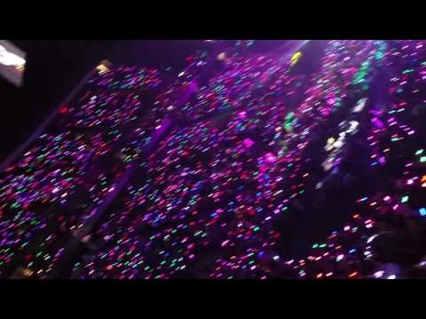 Coldplay- Paradise(Live at T Mobile Arena, Las Vegas, Nevada)