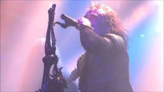 "Cradle of Filth - ""Born in a burial gown"" (live Bochum 2012)"