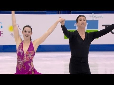 Virtue and Moir lead after short in Championship - from Universal Sports