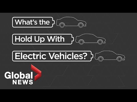 Why people don't buy electric cars...yet