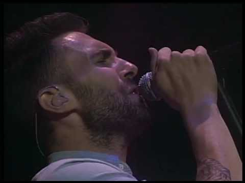 MAROON 5 If I Never See Your Face Again 2010 LIve