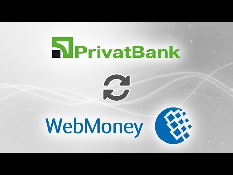 Exchange Privat Bank for WebMoney WMZ. Find the exchange rates that meet your needs.