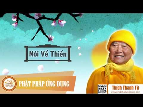 Nói Về Thiền - HT Thích Thanh Từ