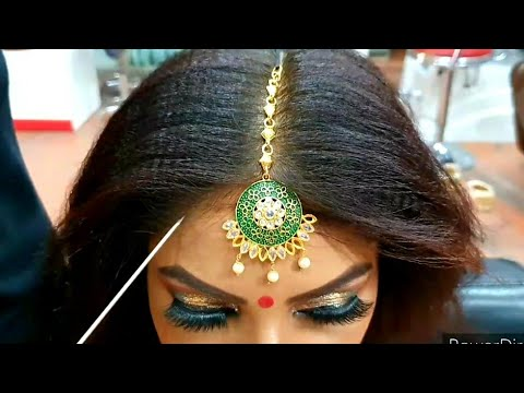 easy-&-beautiful-real-party-&-wedding-juda-hairstyle//-step-by-step-easy-&-simple-method-for-2020