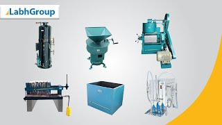 Automatic palm kernel oil expeller machine | Top palm kernel oil extraction machine | Labh Group