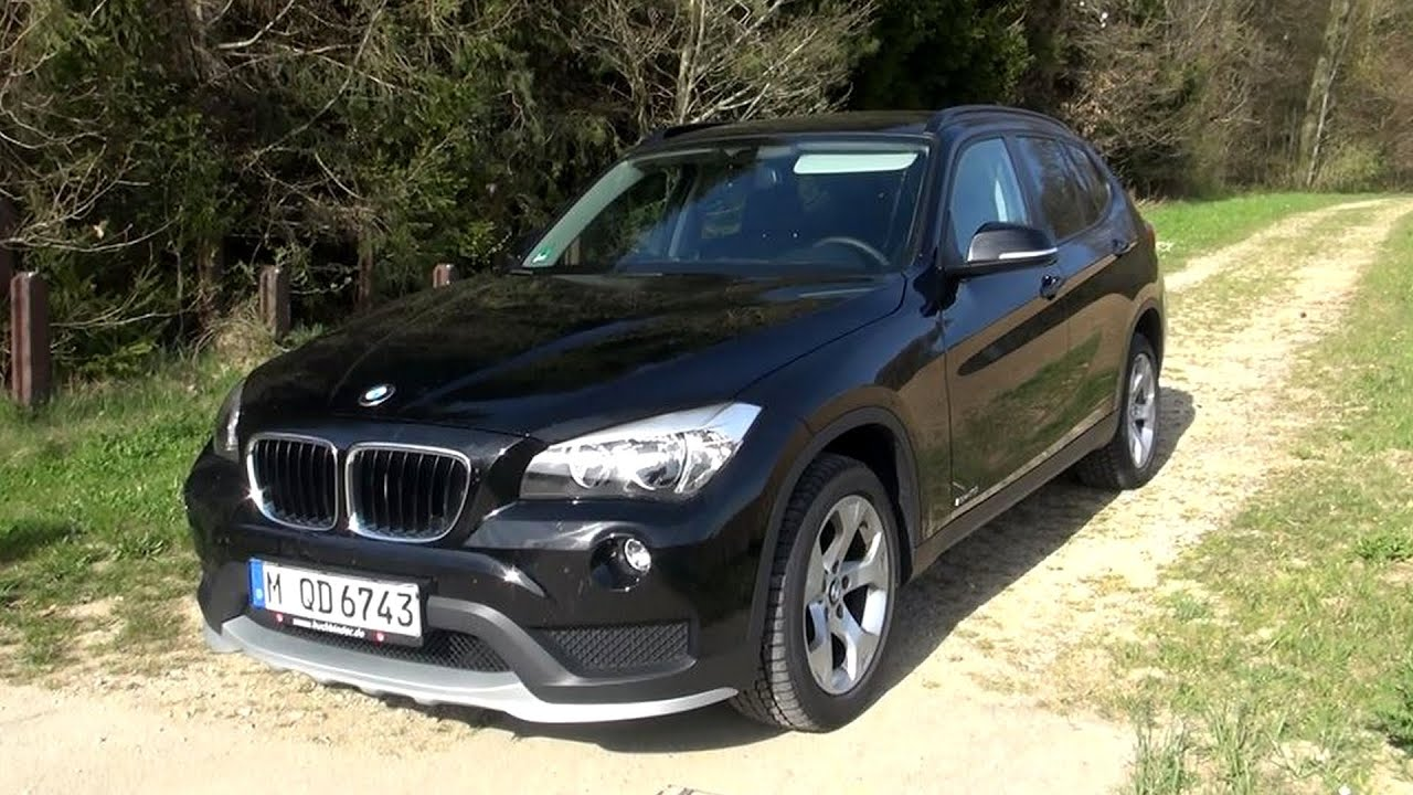 2015 bmw x1 sdrive18i 150 hp test drive youtube. Black Bedroom Furniture Sets. Home Design Ideas