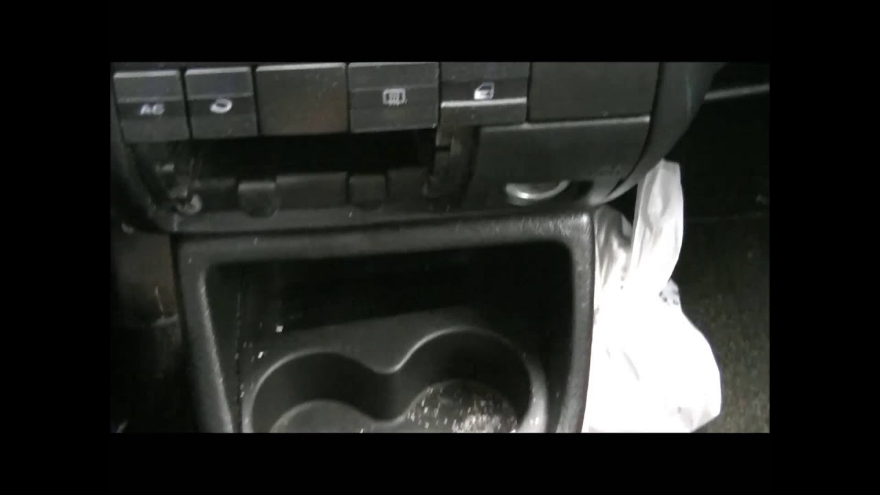 1999 vw golf obd ii connector location youtube. Black Bedroom Furniture Sets. Home Design Ideas