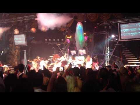 Halloween Cabaret Continental Varadero Cuba 2013