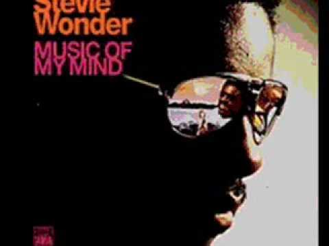 Stevie Wonder   Superwoman Where Were You? Music of the Mind, March 3, 1972