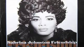 Sabrina Johnston ‎-- Friendship (Frankie Knuckles Classic Club)