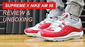 sale retailer 11768 81095 Gym Red Air Max 98s on the Way Perfect for Valentines Day -