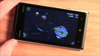 Windows Phone Game Review: Smaṡhing Planets