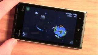 Windows Phone Game Review: Smashing Planets