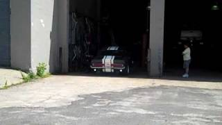 67 Mustang Shelby Gt500 with 427 Cobra Jet