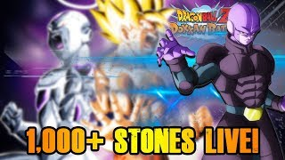 HIT BANNER IS NOW LIVE!! 1000 STONES GIVEAWAY ACCOUNT | DRAGON BALL Z DOKKAN BATTLE