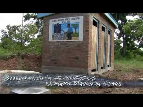Agua para Tanzania