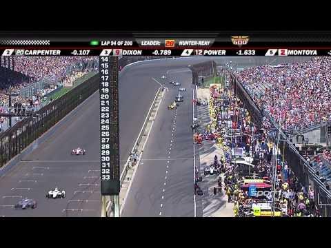 HD 720p 2014 Indy 500