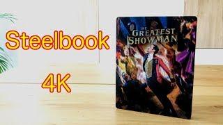 The Greatest Showman Steelbook 4k Fnac
