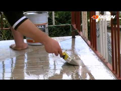 Mapelastic rifacimento balconi doovi for Guaina liquida mapei