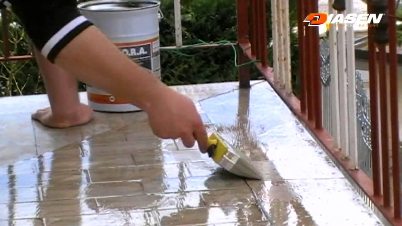impermeabilizzazione balconi legno