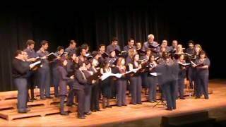 CoralUSP canta A Mesma Rosa Amarela, de Capiba e Carlos Pena Filho