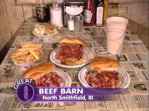 See the Beef Barn on Phantom Gourmet!
