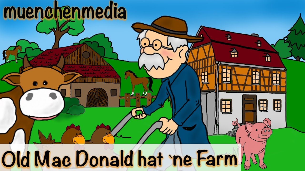 b20dfabb704 old mac donald hat ne farm kinderlieder zum mitsingen kinderlieder deutsch  muenchenmedia youtube jpg 1280x720