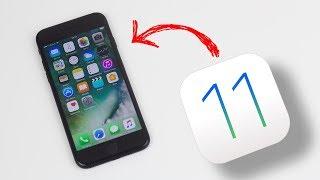 Как ЛЕГКО установить iOS 11 Beta 1 на iPhone за 5 минут!