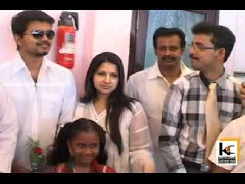 Vijay with Family ,S<br><iframe title=