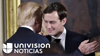 Jared Kushner, el hombre que llevó a Trump a México