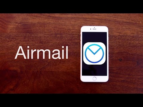 Airmail Mail App by Bloop for iPhone - Review