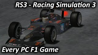 RS3 - Racing Simulation 3 (2002) - Every PC F1 Game