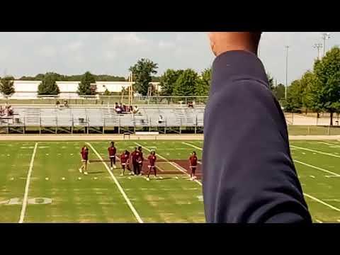 Liberty technology magnet high school power puff game Jackson TN(2)