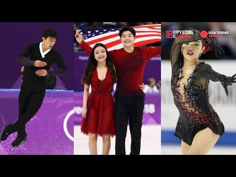 Asian-American skaters shine in Winter Olympics