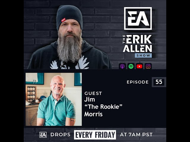 "Bearded Biz Show - Ep. 55 - Jim ""The Rookie"" Morris"