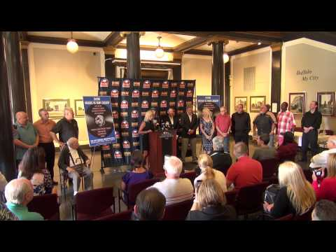 Buffalo Music Hall of Fame inductee announcements