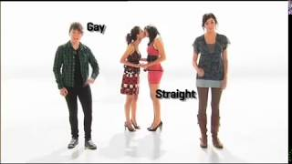 Real Lesbians Vs. Fake Lesbians | Sex