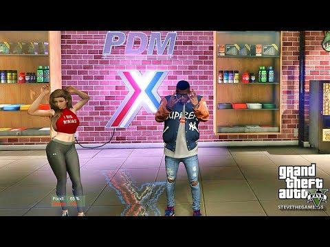 GTA 5 REAL LIFE MOD #358 UBER!!! (GTA 5 REAL LIFE MODS)