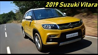 2019 Suzuki Vitara SUV Review Test Drive, Price and Specifications Released