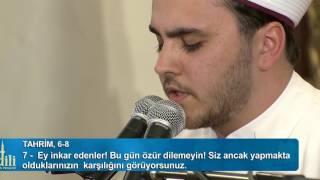 Alpcan Çelik - Tahrim (6-8) Kuran'ı Kerim Tilaveti (Aşir) Quran Tilawat