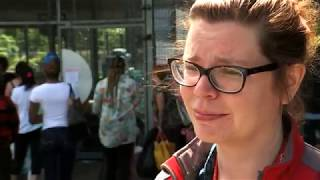 Grenfell victim: 'I've got nothing, I ran with nothing'
