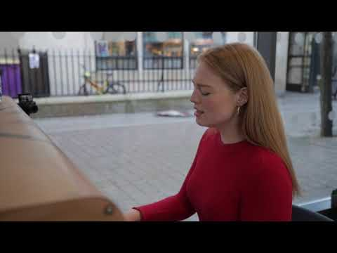 Freya Ridings - You Mean The World To Me (Bristol Piano Sessions)